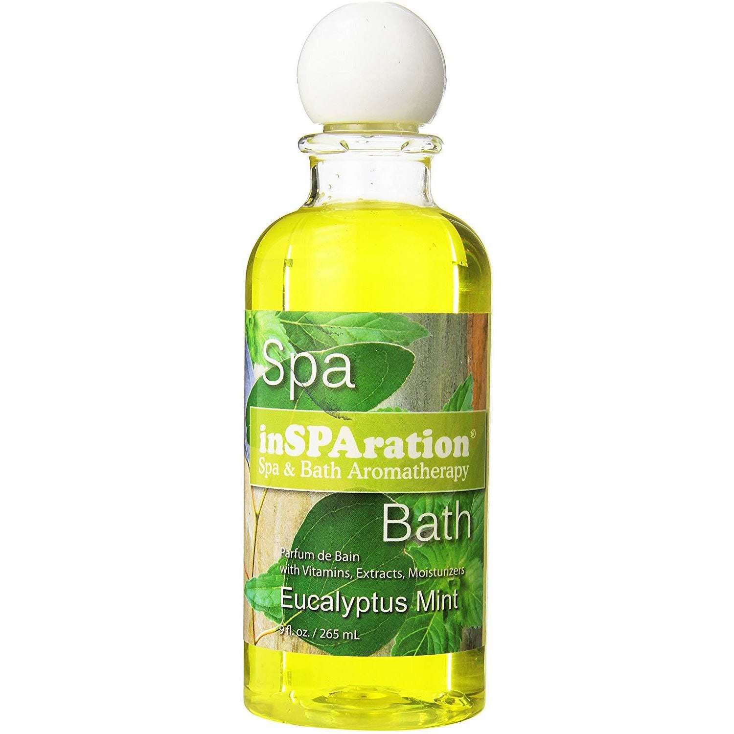 InSPAration Spa Eucalyptus Fragrance 9 oz Bottle