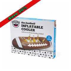 Giant Football Inflatable Cooler
