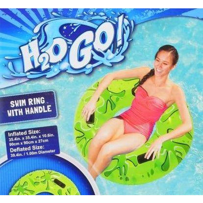 H2O Go! Inflatable Swimming Pool Ring