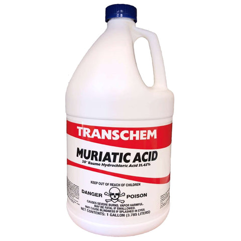 Muriatic Acid (pH Decreaser)