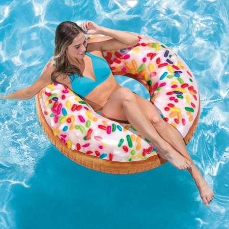 Intex Sprinkle Donut Inflatable Pool Float