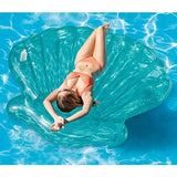 Intex Seashell Island Floating Lounge, Aqua