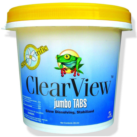 ClearView 3 in Jumbo Scent-Trific Tabs
