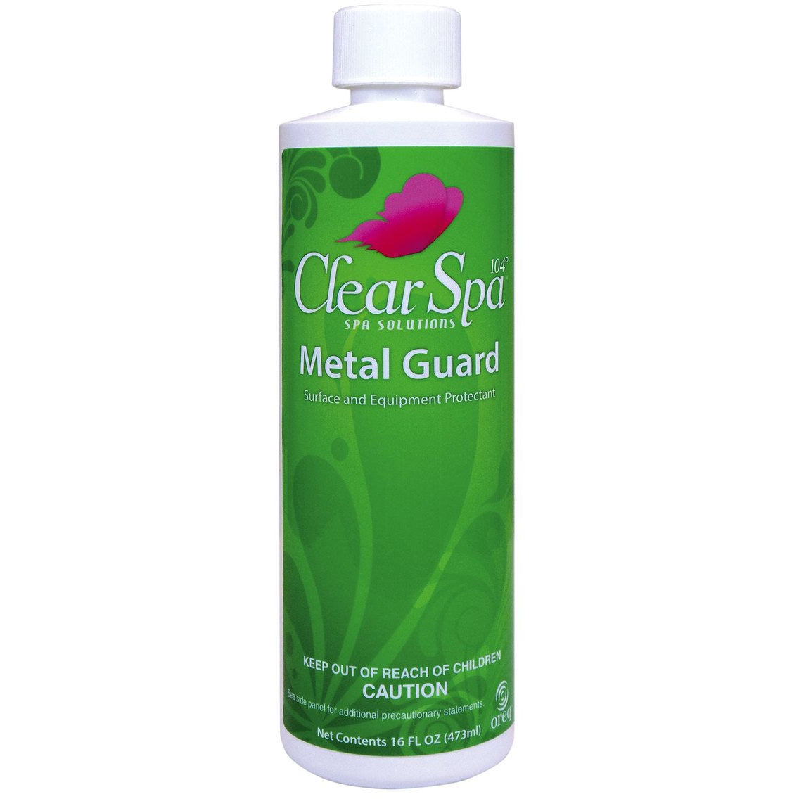 ClearSpa Metal Guard