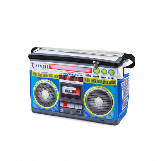 THROWBACK MIXTAPE BOOM BOX BEVERAGE COOLER