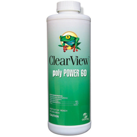 ClearView PolyPower 60 1 qt
