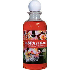 InSPAration Spa & Bath Polynesian Paradise Fragrance 9 oz Bottle