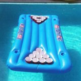 Floating Inflatable Party Pong Game