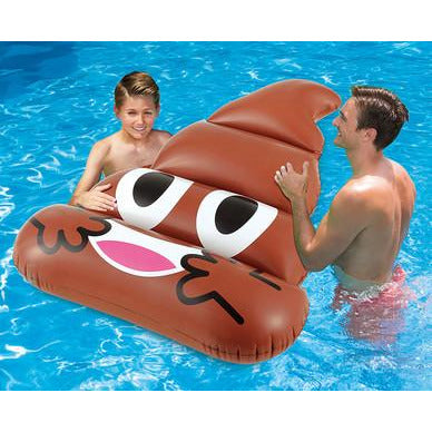 Novelty Pool POOP Float