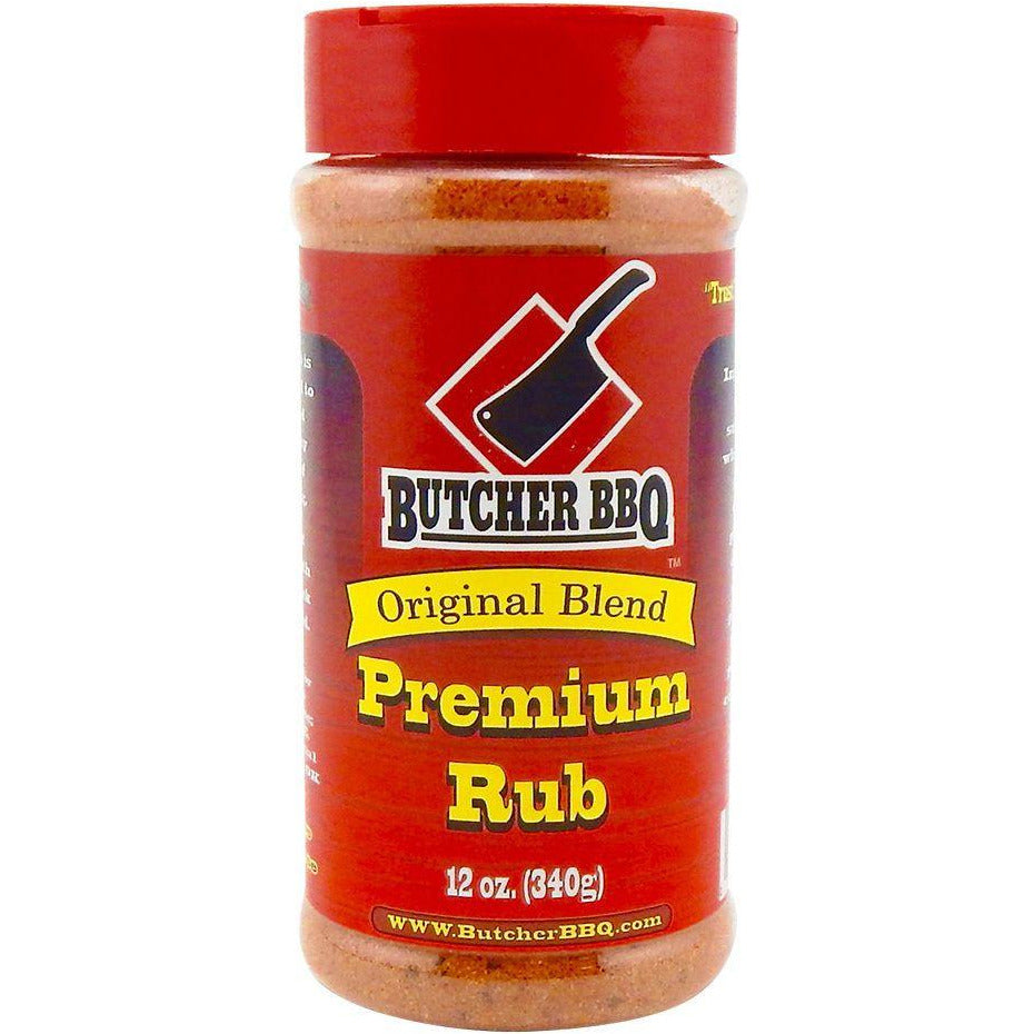 Butcher BBQ Premium Rub - Barbecue Rub - 16oz