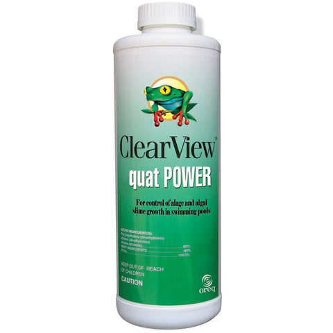 ClearView Quat Power 1 qt