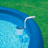 Intex Deluxe Wall Mounted Aboveground Swimming Pool Surface Skimmer 28000E