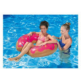 Novelty Pool Float Small Pink Doughnut