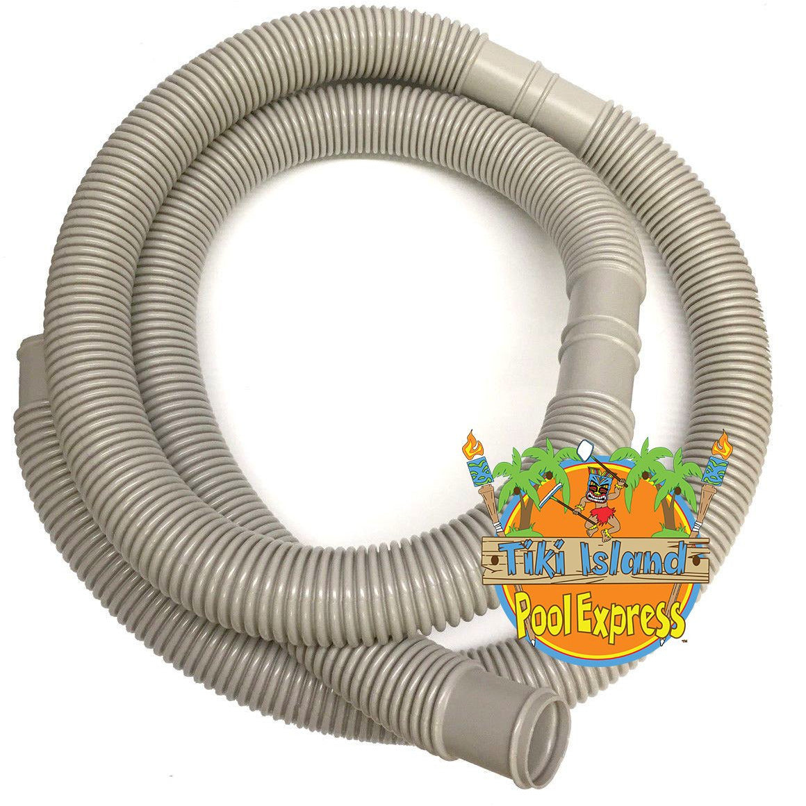 "1-1/2"" x 15 ft Above Ground Swimming Pool Pump Filter Connection Hose"