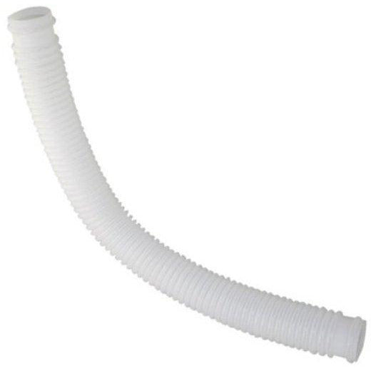1-1/4 Inch x 3 Foot Long White Above Ground Filter Connection Hose