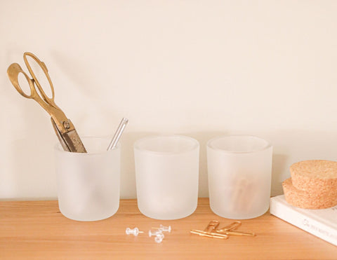 10 Ways to Recycle and Reuse Candle Vessels