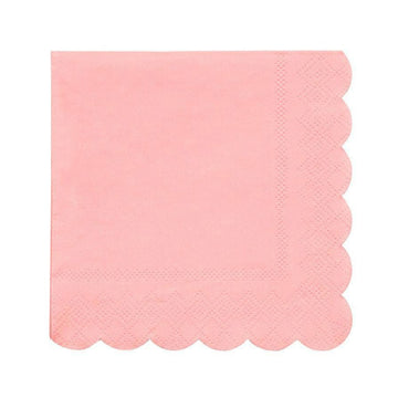 Coral Small Napkins