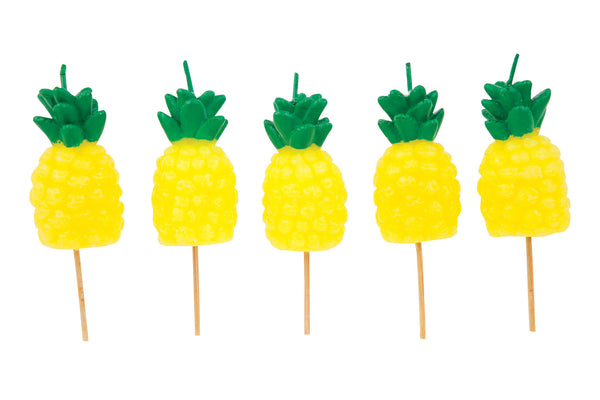 Pineapple Candles