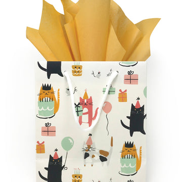 Cat Party Gift Bag