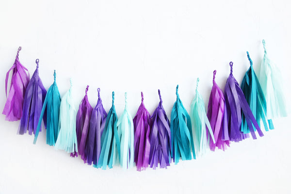 Deep Sea Tassel Garland