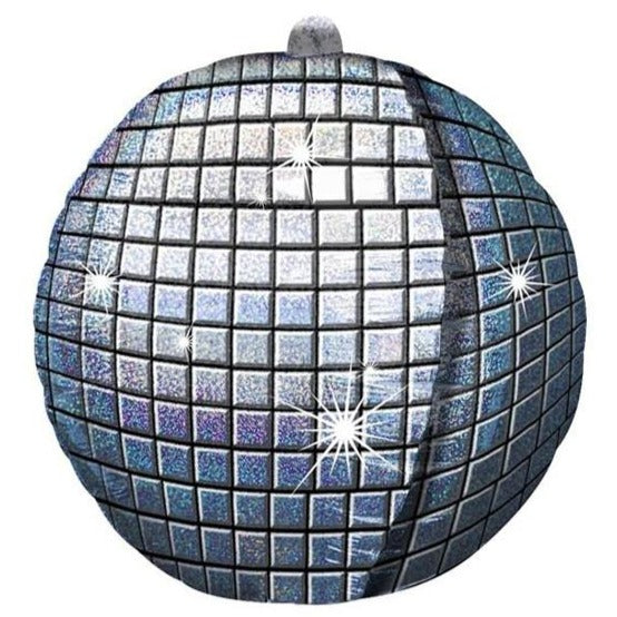 Holographic Disco Ball Balloon