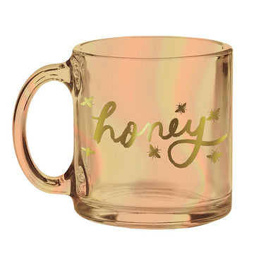 Honey Glass Mug