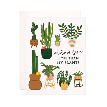 More Than Plants Card