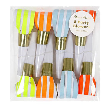 Neon Party Blowers