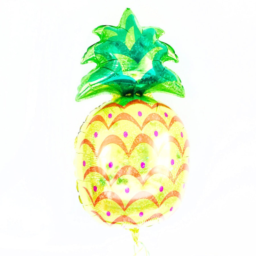Pineapple Holographic Balloon