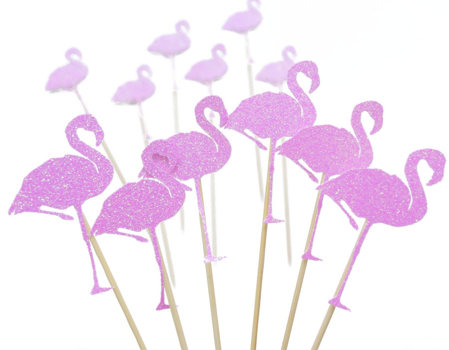 Flamingo Cocktail Stirrer