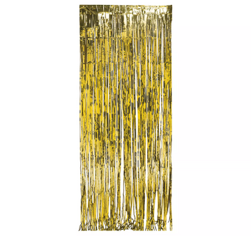 Foil Fringe Curtain