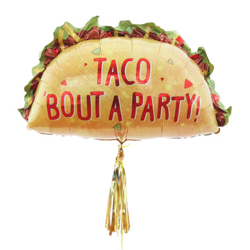 taco bout a party balloon
