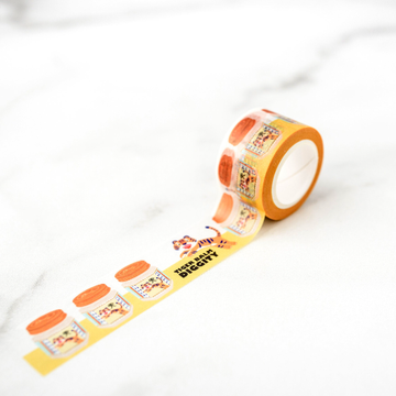 Tiger Balm Diggity Washi Tape