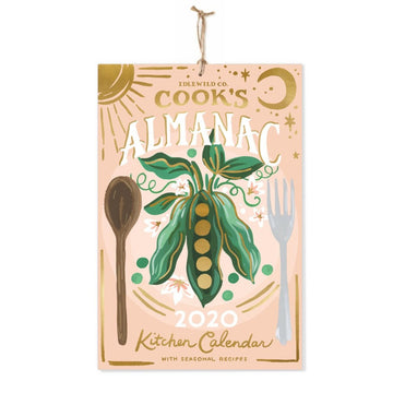 2020 Cook's Almanac Kitchen Calendar