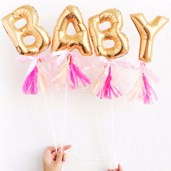 Mini BABY Balloon Set