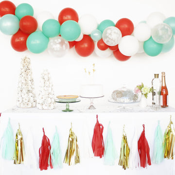 Balloon Garland Kit - Christmas DIY