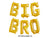 BIG BRO letter balloon kit