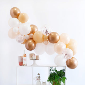 Balloon Garland DIY Kit in Blush