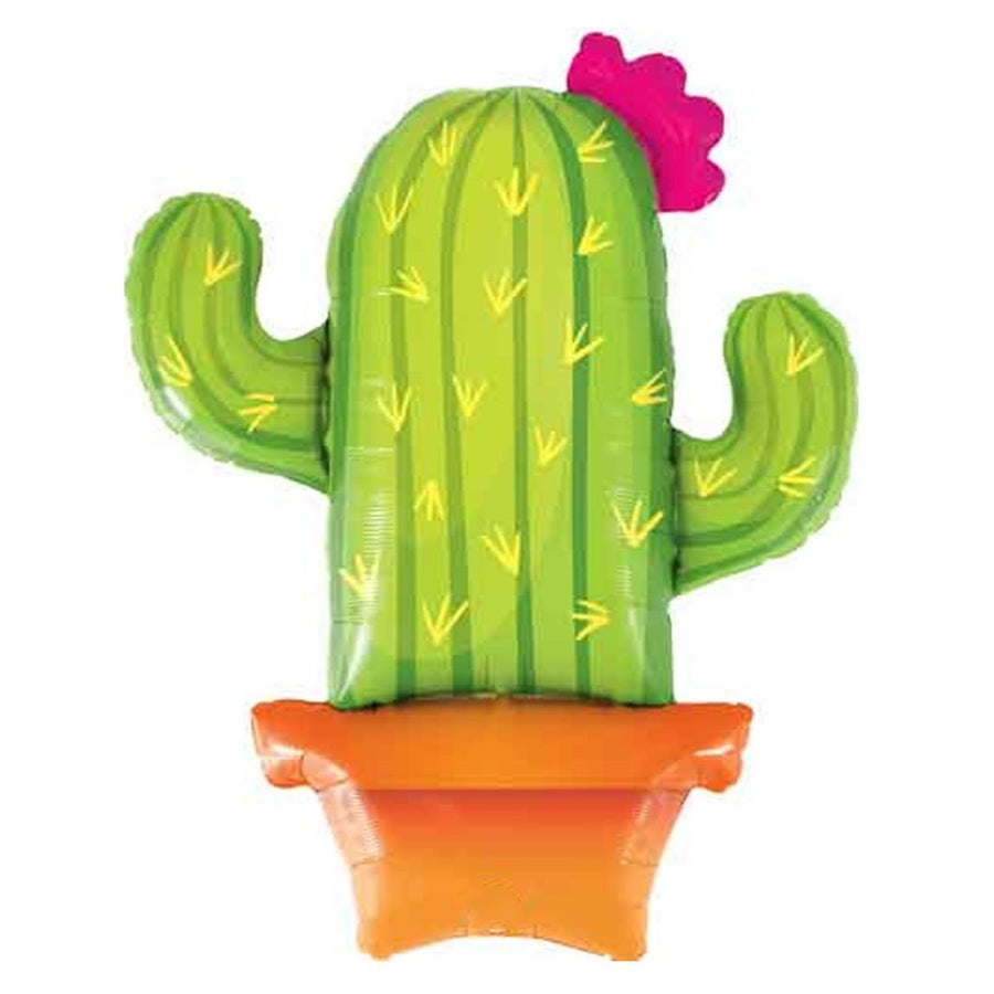 Cactus Potted Balloon