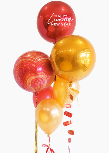 Lunar New Year Balloongram