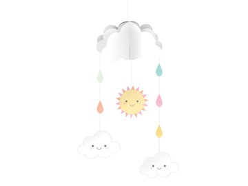 Sunshine Cloud Hanging Mobile