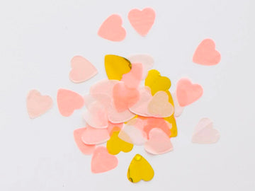 Boxed Love Confetti - Heart Shaped