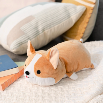 Corgi Toasty Heat Plush