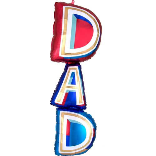 dad text type balloon