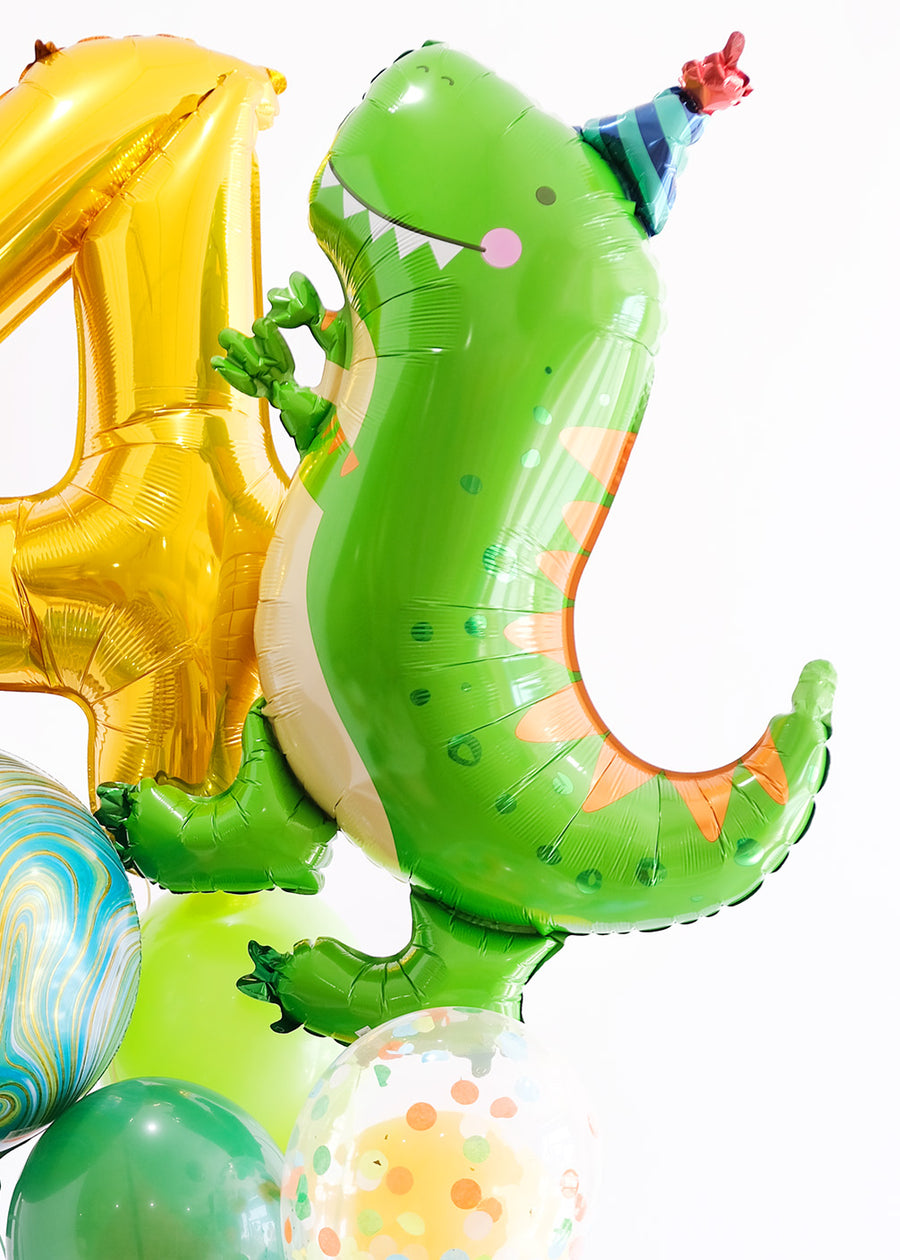 Party Dinosaur Balloongram