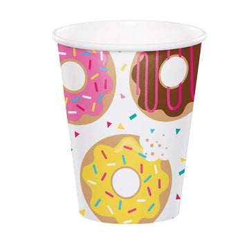 donut paper cup