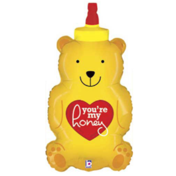 Honeybear Balloon