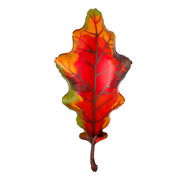 Fall Oak Leaf Balloon