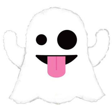 Ghost Emoji Balloon Halloween