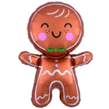 Gingerbread Man Balloon